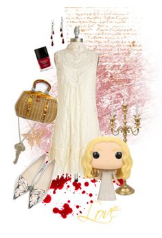 """legendary: """" We love Crimson Peak mood boards and we want to see your creations too. Use #CrimsonPeak and follow us on Polyvore: http://legendaryofficial.polyvore.com/ """""""