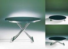 Tavolo domitalia ~ Tavolo rotondo in vetro archie collezione tavoli collection by