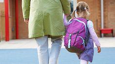La rentrée à la maternelle