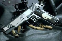 Kimber Tactical Pro II .45 acp