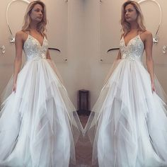 This+dress+could+be+custom+made,+there+are+no+extra+cost+to+do+custom+size+and+color. Description 1,+Material:Sequined,+Tulle,+Lace 2,+Main+color+white+or+ivory+wedding 3,+Size:+standard+size+or+custom+size,+if+dress+is+custom+made,+we+need+to+size+as+following+ bust______+cm/inch+ ...