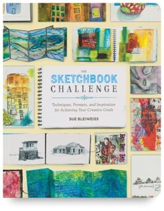 I had the pleasure of reviewing four of the top books on sketchbooks from cutting edge educators and researchers in art education.  Check out the reviews below to find the resource that meets your needs. I promise you will be inspired to crack open your sketchbook and get started!