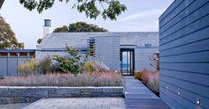 OLSON KUNDIG ALLEN ARCHITECTS + STEPHEN STIMSON ASSOCIATES | CHILMARK RESIDENCE in Martha's Vineyard, MA