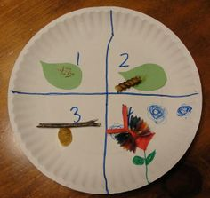 caterpillar/butterfly preschool project - Google Search