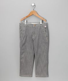 Take a look at this Gray Jeans - Infant, Toddler & Boys by Blow-Out on #zulily today! #fall