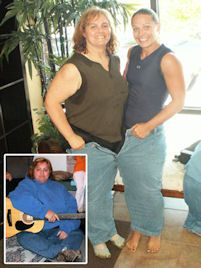 Inspiring! Woman lost 132 pounds without surgery, pills or fitness fads. See her pics and strategies!