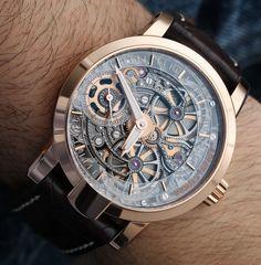 Armin Strom One Week Skeleton | Men's Watch