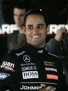 Juan Pablo Montoya, drove for Williams & McLaren and won 7 GPs including the 2003 Monaco GP