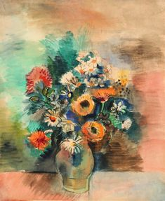 Jean Dufy (his older brother is Raoul Dufy)