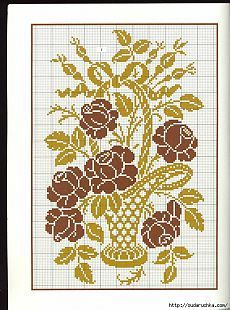 ru / Photo # 4 - motives for embroidery - Tatiananik Cross Stitch Numbers, Cross Stitch Heart, Cross Stitch Borders, Cross Stitch Flowers, Cross Stitch Designs, Cross Stitching, Cross Stitch Embroidery, Cross Stitch Patterns, Crochet Cross