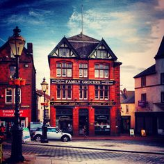 Penrith - lovely picture of our shop www.jjgraham.co.uk