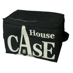House Case Flannel Gris Anthracite