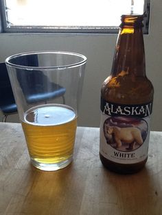 Alaskan pint glass naked fish, keeton v hustler
