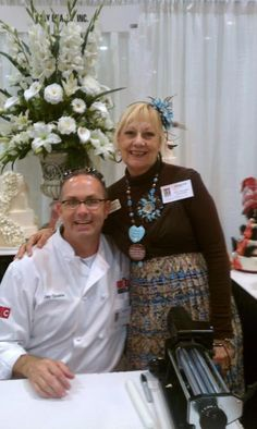 yes I had a awesome time with Jay Qualls and his fabulous Cakes...