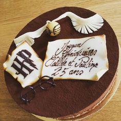 Royal chocolat sur le thème d'harry potter :)