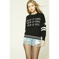 Forever21 Keep It Cool Sweater