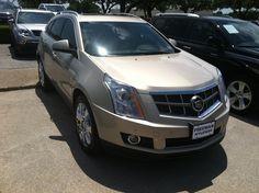 STK# BM066897A- 2010 Cadillac SRX w 29k Loaded $36,950. Call me at 817-919-4024
