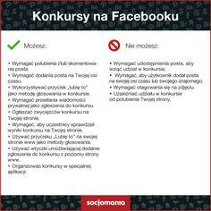 #dosanddonts #socjotips #socialmedia #facebook #contest