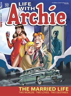 'LIFE WITH ARCHIE' #32 PUTS VERONICA ON LOCKDOWN AND GIVES ARCHIE TROUBLE WITH THE METRIC SYSTEM [PREVIEW] | ComicsAlliance