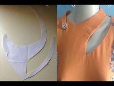 Churidar Neck Designs, New Kurti Designs, Saree Blouse Neck Designs, Neckline Designs, Fancy Blouse Designs, Dress Neck Designs, Kurti Back Neck Designs, Salwar Neck Patterns, Latest Blouse Neck Designs
