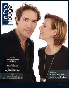 n°131 - Carole Bouquet & Nicolas Bedos