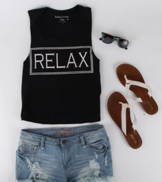RELAX - Teen Fashion - follow @Teen Fashion