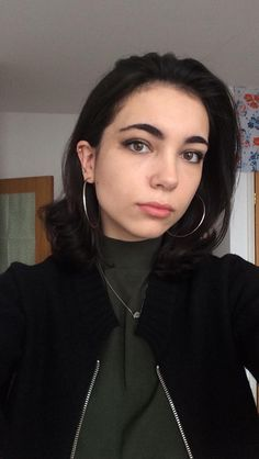 My every day non-eyeliner look