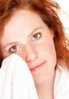 How to banish skin redness.