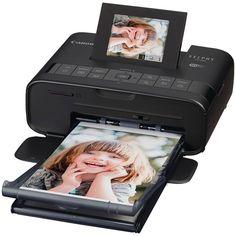 Canon Selphy Cp1200 Mobile & Compact Printer (black)