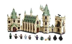 Hogwarts Legos!!
