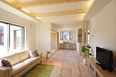 """ぬくもり北欧スタイルの""""幸せを感じていられる家""""   徳島の注文住宅・設計事務所工務店 さくらホーム"""