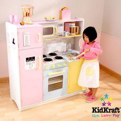 Cozinha De Brinquedo Da KidKraft