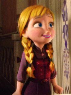 Funny Princess, Princess Games, Princess Photo, Princess Anna Frozen, Disney Princess Rapunzel, Disney Princesses And Princes, Pocket Princesses, Baby Disney, Disney High
