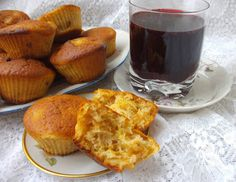 W Mojej Kuchni Lubię..: muffinki cebulowe do barszczu...