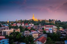 Meet Yangon through the eyes of the professional photographer