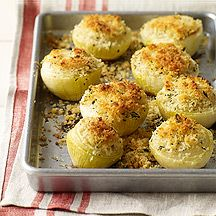 Crispy Panko-Topped Onions