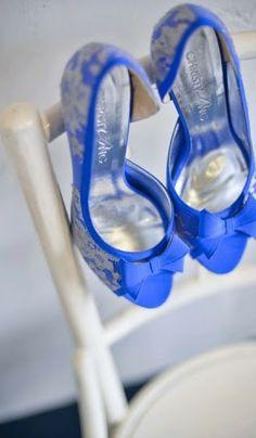 Custom Made Something Blue Wedding Shoes, Cobalt Blue Wedding Shoes, Something Blue, Bridal Shoes,3.5 Inch Wedding Heels, Blue Satin Heel