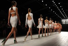 Fashion day 4: Models present creations from the 2013 s