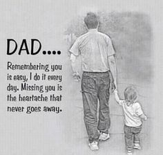Dad... missing you..