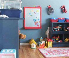 decorating kids playrooms