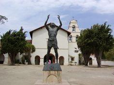 San Juan Bautista Mission, San Juan Bautista, CA