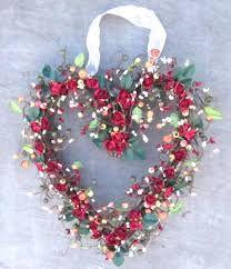guirlandas de flores de coração - Pesquisa Google