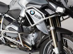 Verkleidungs-Sturzbügel / Zierbügel für BMW R1200GS, zum Schutz des Motorrades.