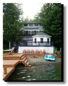 This Keuka Lake cottage is just one of many places to stay in the Finger Lakes. Check out  the FLTA Real Estate & Property Management Partners for more ideas.