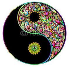 #Yin #Yang  © bluedarkat