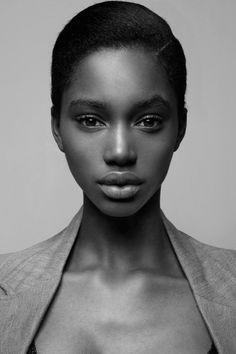 Black girls killing it black beauty black girls, black models, beau Foto Portrait, Portrait Photography, Woman Portrait, Skin Girl, Art Visage, Beauty Skin, Hair Beauty, My Black Is Beautiful, Pretty Black Girls