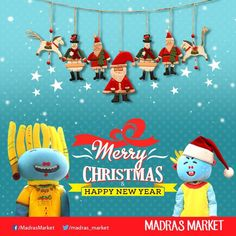 Wishing you all a Blessed and Joyous Christmas- from Madras Market Team.   #Christmas #joy #Madrasmarket #Blessing #Entertainment #Fun #Shopping #Chennai