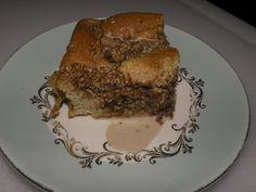 Oopsie Coffee Crumb Cake