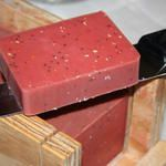 DIY Handmade Strawberry Preserves Soap Recipe