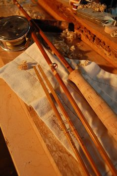 The Making of a Bamboo Spey Rod